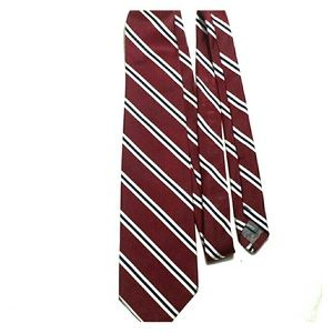 ROBERT TALBOTT FOR NORDSTROM STRIPES TIE